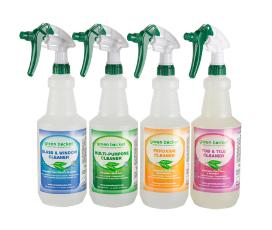 Labels for Spray Bottle