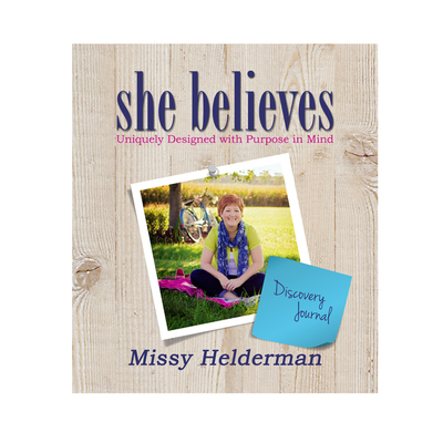 She Believes - Discovery Journal
