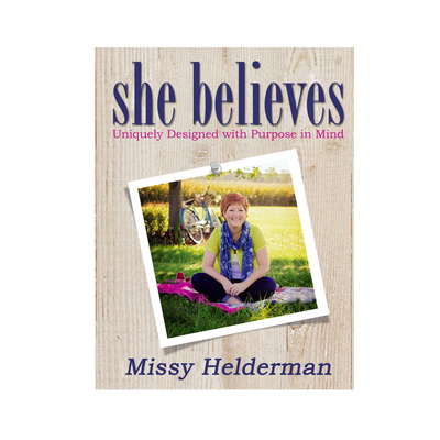 She Believes Book