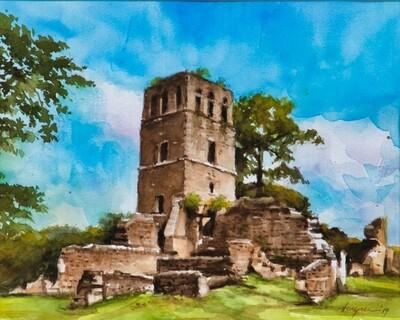 Roberto Vergara - Sin Titulo (Torre Panama Viejo)