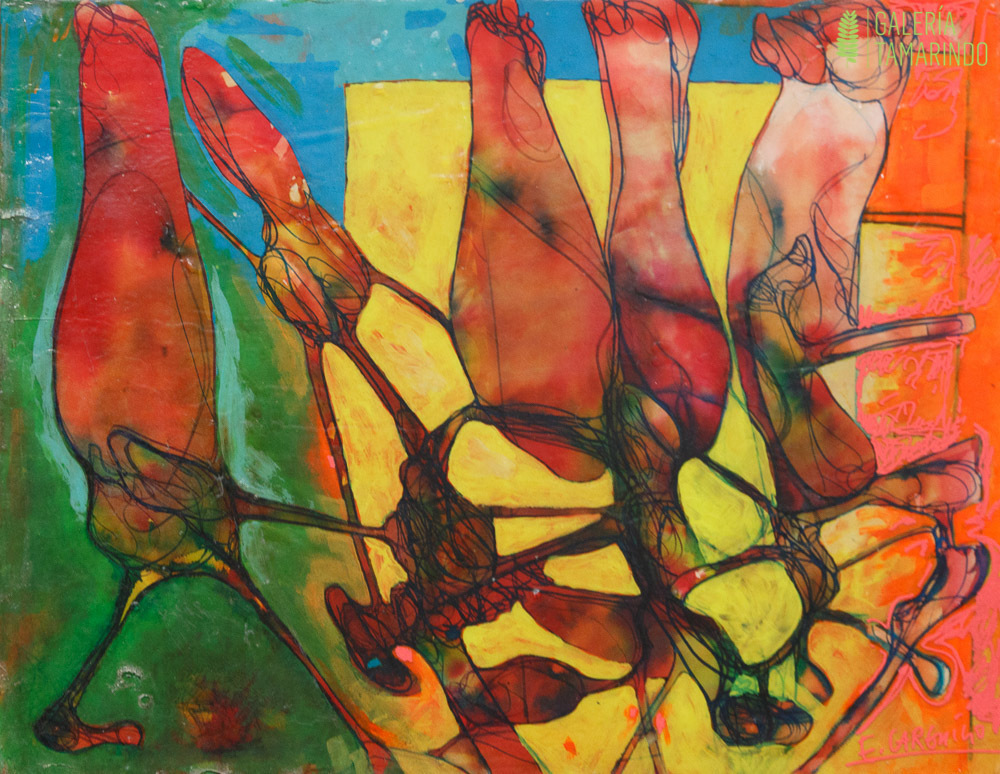 Enrico Cargnino - Tra le luci delli alberi