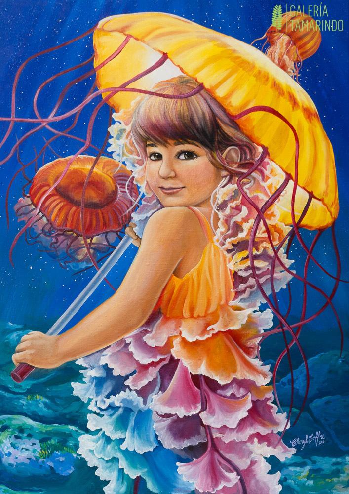 Cheryl Coffre - Medusa