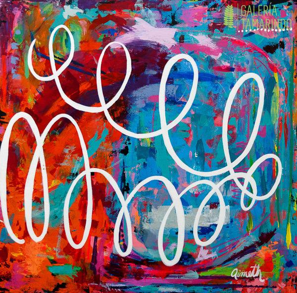 Aimeth Aguilar - Line
