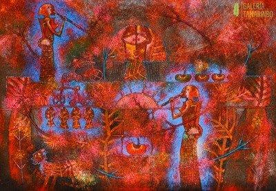 Alberto Castillo - Danza de la semilla