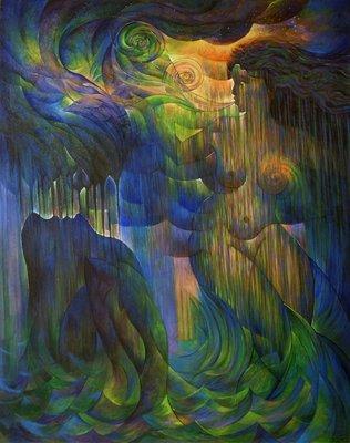 Elpidio Mendoza - Diosa del Mar