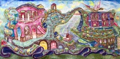 Radames Pinzón - Casa de todos, utopia del día