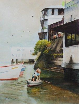 Roberto Vergara - Pescadores