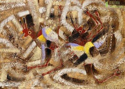 Roosevelt Díaz Arosemena - Los guías de arena