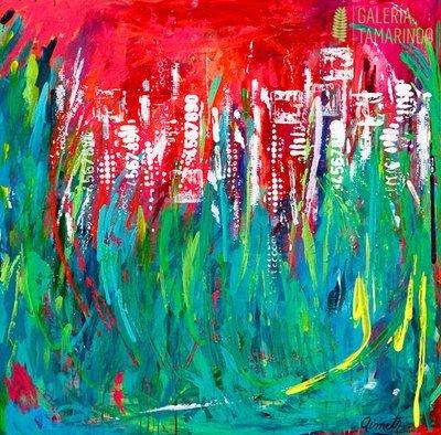 Aimeth Aguilar - Electric Garden