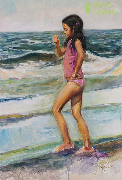 Hector Garcia - Danza en la playa