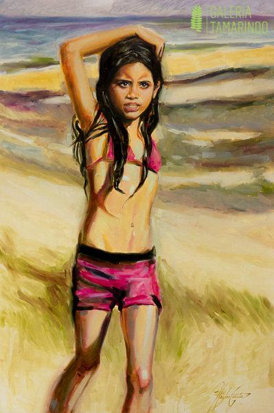Hector Garcia - Adriana bajo el sol de verano