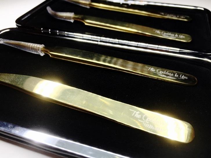 Magnetic Tweezer Case Set