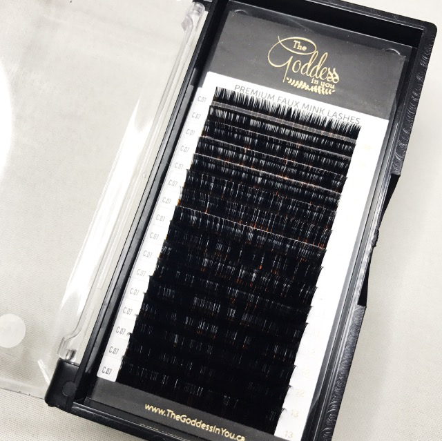 Volume Faux Mink Lashes