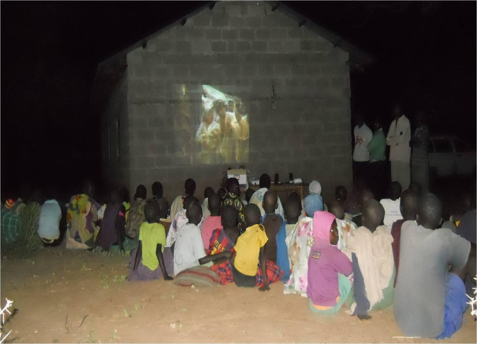Provide Jesus Film - Travel Costs
