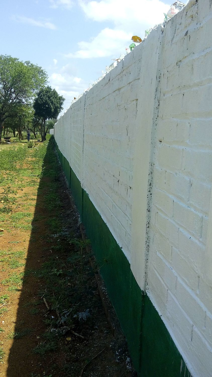 Security Wall - 1 Foot