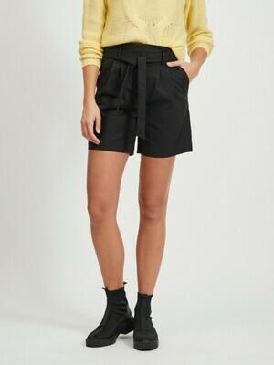 Shorts med bindebånd fra Vila