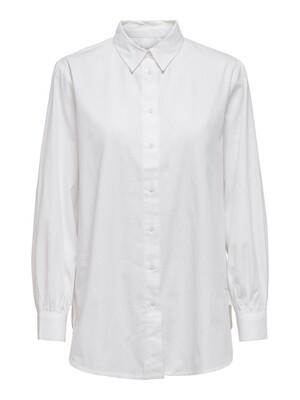 Lang skjorte fra Only