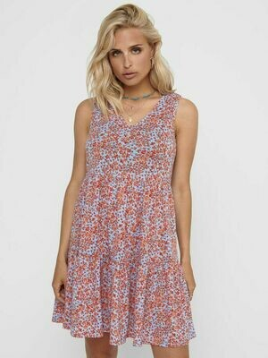 Ærmeløs kjole fra JDY