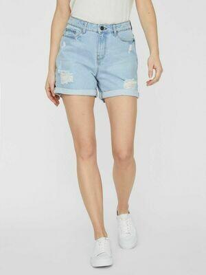 Denim shorts fra Noisy may