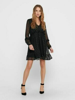 Chiffon kjole fra JDY!