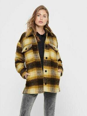 Ternet jakke fra Only