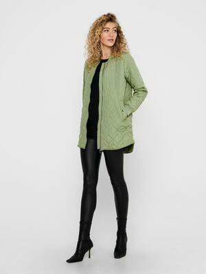 Quiltet jakke fra Only