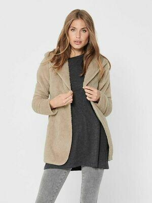 Bamse jakke fra Only