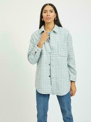 Ternet skjorte jakke fra Vila