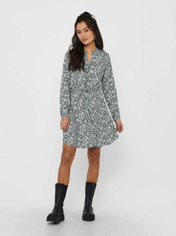 Sød kjole med print fra Only