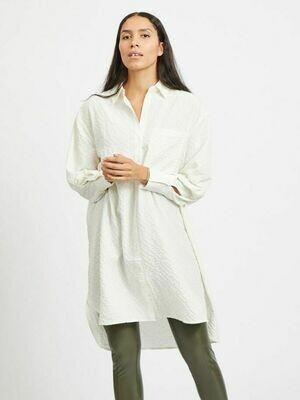 Oversize skjorte/kjole fra Vila