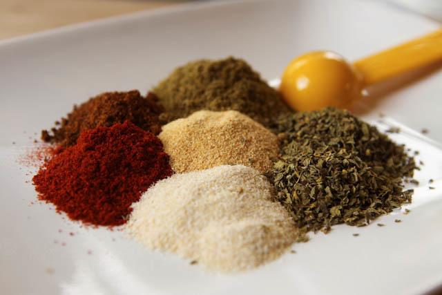 BBQ Spice Rub ~ 4oz tin