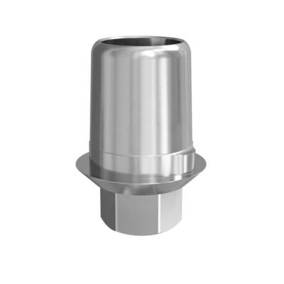 Титановые основания с фиксацией с винтом, совместимы с ZIMMER, MIS, ADIN, ALPHABIO, BIOHORIZONS  (3,5/3,75 мм; 4,2/4,5 мм; 5,7 мм) Код: 0067, 0068, 0069