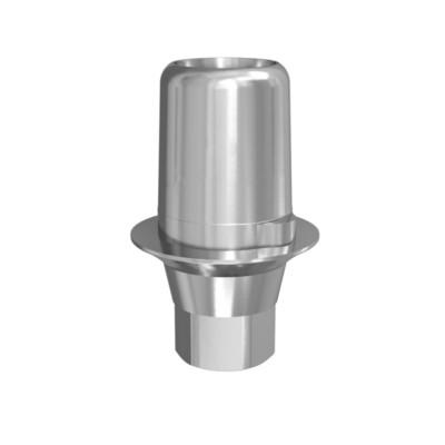 Титановое основание NOBEL CONICAL CONNECTION с фиксацией  с винтом (3,0 мм; 3,5 мм; 4,3/5,0 мм) Код: 0295, 0203, 0204 (Нобель коническое соединение)