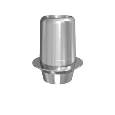 Титановое основание NOBEL CONICAL CONNECTION без фиксации с винтом (3,0 мм; 3,5 мм; 4,3/5,0 мм) Код: 0296, 0205, 0206 (Нобель коническое соединение)