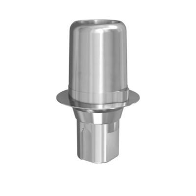 Титановое основание STRAUMANN BONE LEVEL с фиксацией с винтом (3,3 мм; 4,1 мм) Код: 0081, 0082 (Штрауман бон левел)