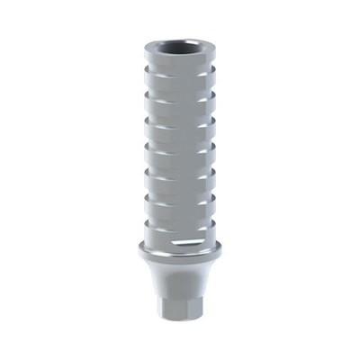 Временные абатменты STRAUMANN BONE LEVEL с фиксацией с винтом  (3,3 мм; 4,1 мм) Код: 0185, 0186 (Штрауман бон левел)
