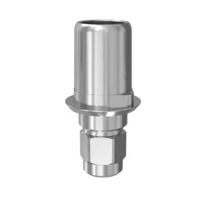 Титановые основания XIVE, FRIADENT, FRIALIT с фиксацией с винтом (3,4 мм; 3,8 мм; 4,5 мм; 5,5 мм) Код: 0110, 0111, 0112, 0113 | Ксайв, Фриадент