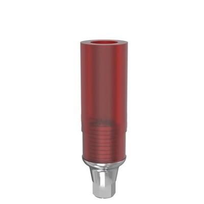 Приливаемые Абатменты с основанием из кобальт-хрома OSSTEM с винтом с и без фиксации mini и regular