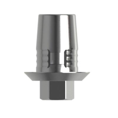 SIRONA Титановые основания с фиксацией с винтом аналоги Sirona совместимы с ZIMMER, MIS, ADIN, ALPHABIO, BIOHORIZONS  (3,5/3,7 мм; 4,2/4,5 мм)  Код: 0269, 0161