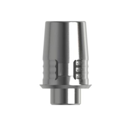 SIRONA Титановые основания BIOMET 3i без фиксации с винтом аналог Sirona  (3,4 мм; 4,1 мм) Код: 0181, 0182 (Биомет 3i)