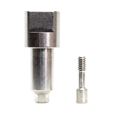 Mis, AlphaBio Scan Bodies Код/размер 0458 - 3,3 мм; 0459 - 3,5 мм; 0460 - 5,0/6,0 мм (Мис, Альфабио Скан Боди)
