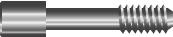 Винт совместимо с ASTRA TECH 4,5/ 5,0 Код: 0139 (Астра тек)