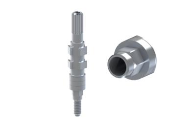 Трансферы открытой ложки Biomet 3i Размеры: 3,4; 4,1; 5,0 мм  Биомет