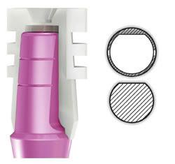 Трансферы закрытой ложки Mis C1   Мис С1  с пластиковыми колпачками