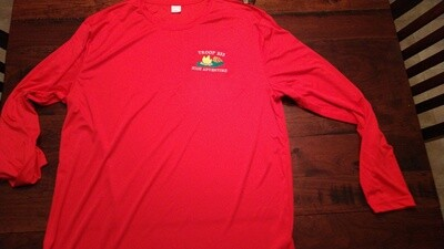*NEW* Troop Long Sleeve Wicking T Shirt
