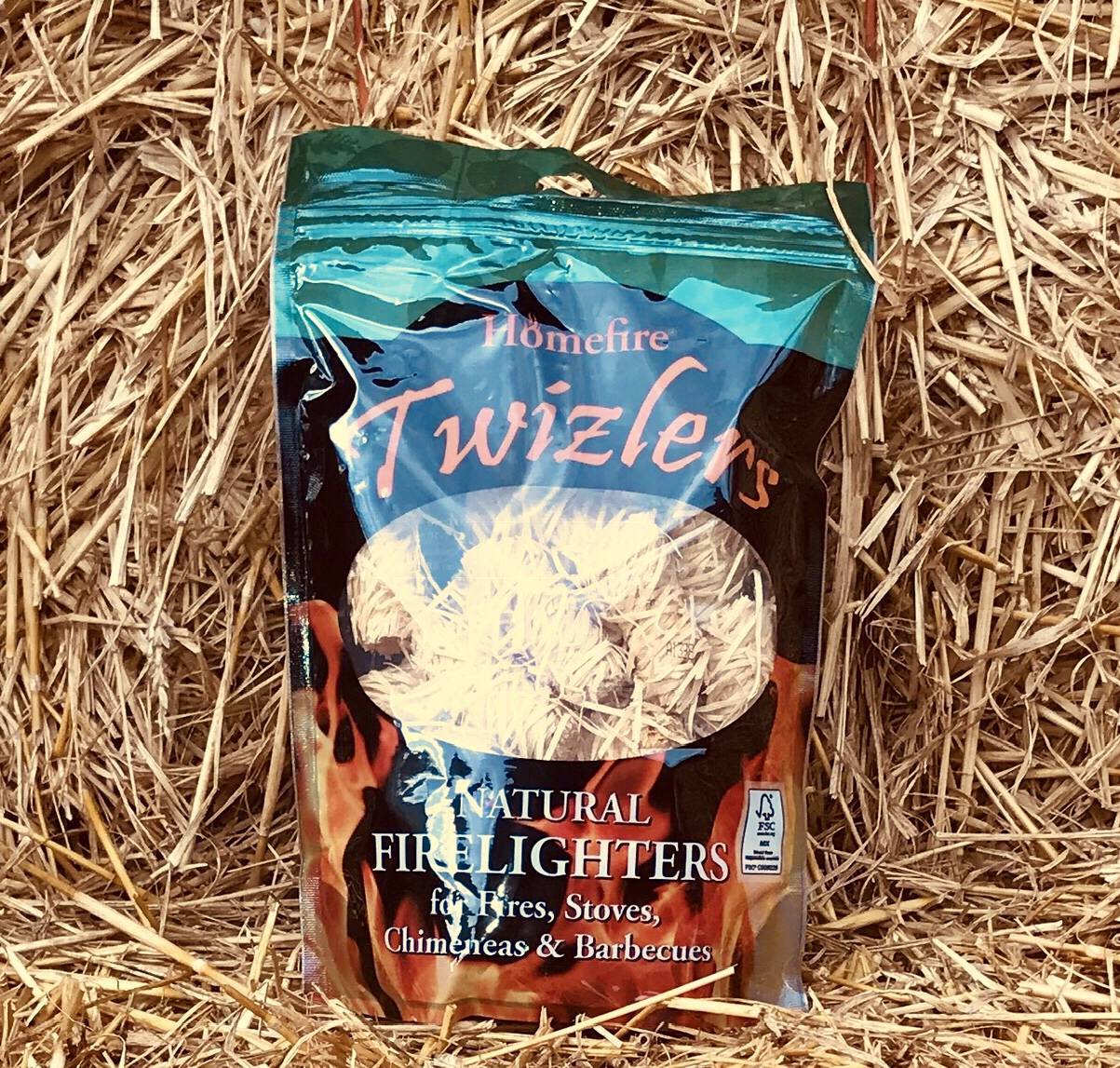 Natural Twizlers Firelighters