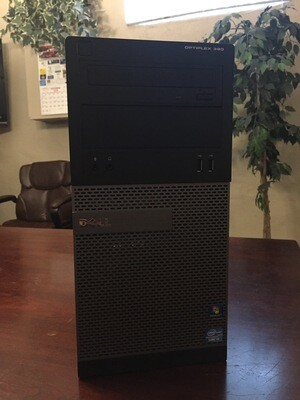 Refurbished Dell Optiplex 390 Desktop PC