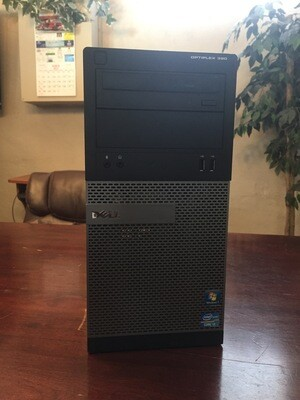 Refurbished Dell Optiplex 390