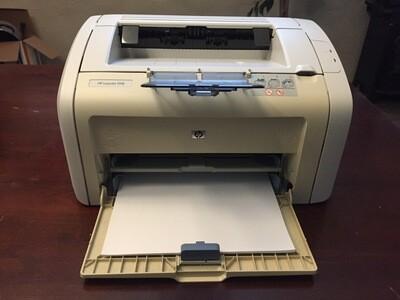 Refurbished HP LaserJet 1018 Printer