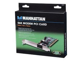 Manhattan 56 K Modem PCI Card